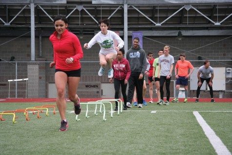The Journey of EvCC Track