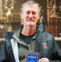 Frank Dauncey: Two-Time Regional Coach of the Year