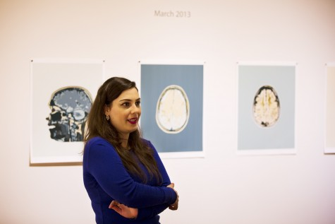 Daisy Patton: Multiple Sclerosis Art at Russell Day