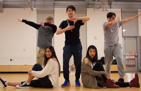 Break Down Stress by Breaking It Down on the Dance Floor: The EvCC Dance Club