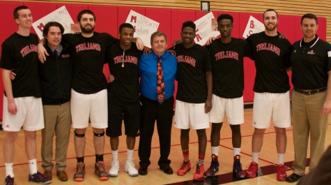 The Season is Over for EvCC Men's Basketball
