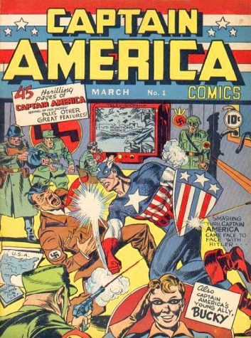 History of the American Comic Book: New Class Offered for Summer Quarter