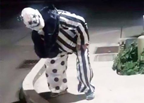 The Clowns Have Reached Everett
