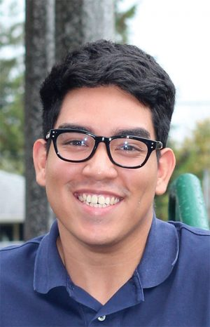 Andres Gomez-Office Assistant