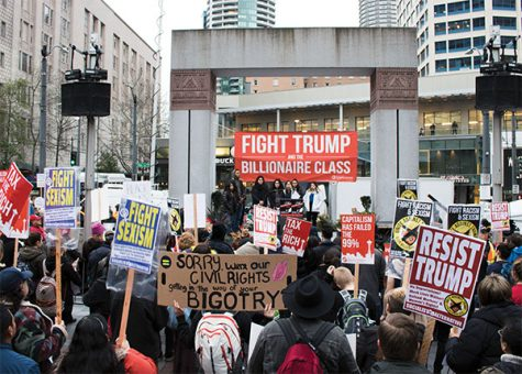 Standing together to 'Resist Trump: Occupy Inauguration'