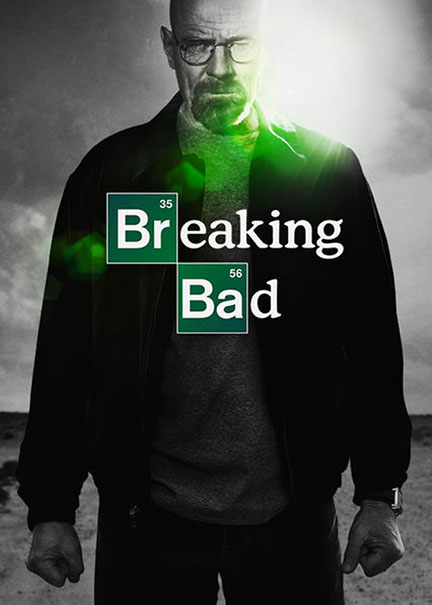 "Aired 2008- 2013 ""Breaking Bad"""