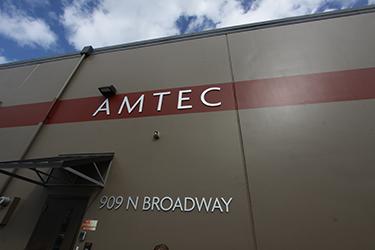 EvCC's New AMTEC building opens across the street