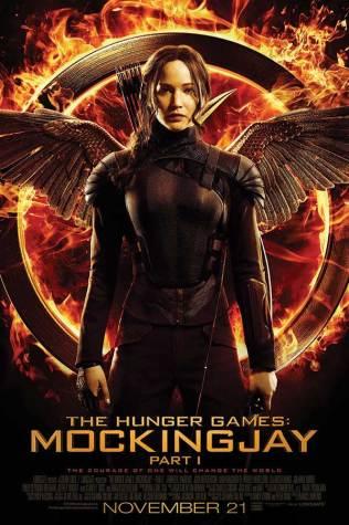 Katniss Everedeen, the girl on fire.