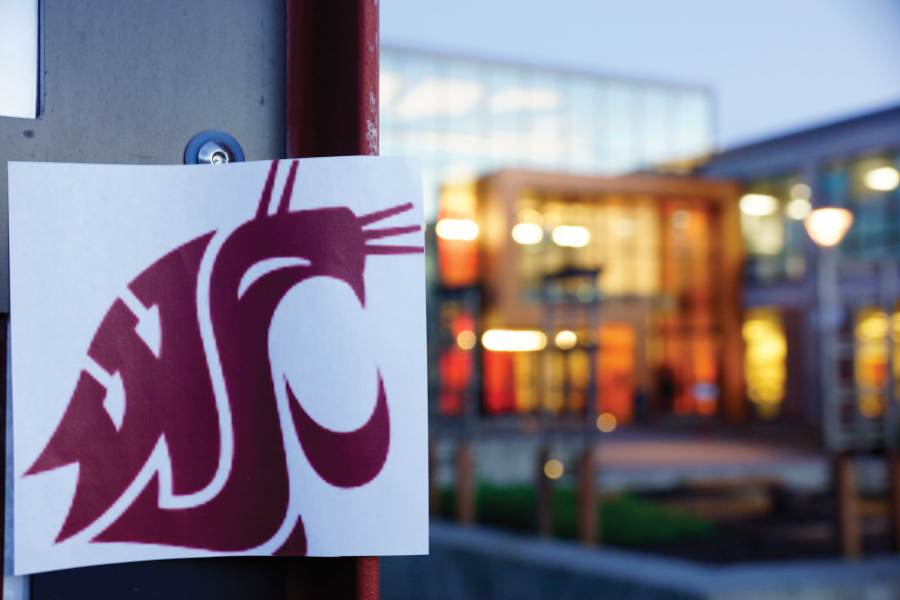 WSU Cougers will soon be present at EvCC.
