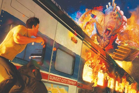 Sunset Overdrive: Awesome, Zombie-Killing Extravaganza