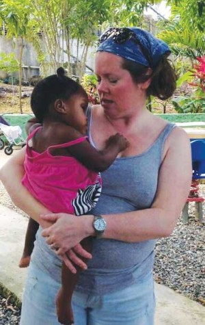 EvCC Nursing Students Go Global: Nursing Students Volunteer Giving Medical Aid in the Dominican Republic