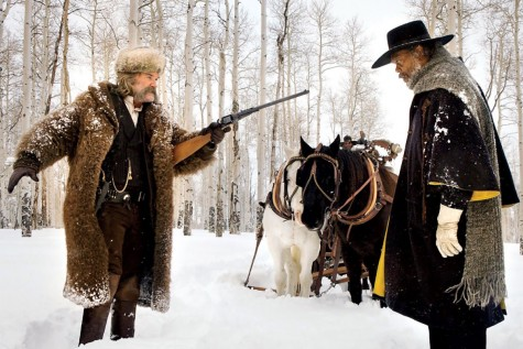 "Tarantino is back with his 13th installment: ""The Hateful Eight"""