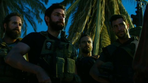 Get Ready To Sit At The Edge of Your Seat for Michael Bay's: 13 Hours