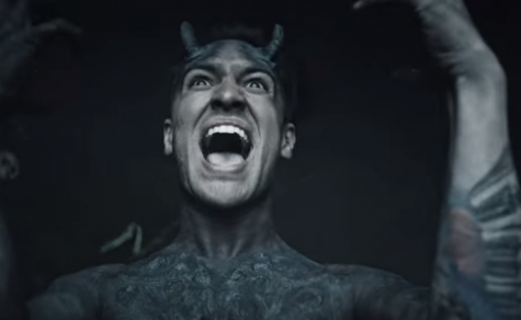 "Brendan Urie channels his inner demon in the electric song ""Emperor's New Clothes."