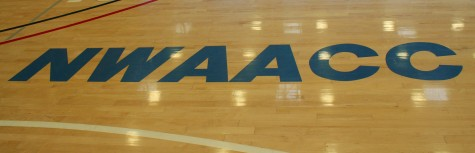 The court of the Walt Price Fitness Center where the NWAACC Tournament will be played from March 10 - 13.