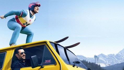 """Eddie the Eagle:"" A True Underdog Story"