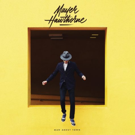 "Listen Up! A Review: Mayer Hawthorne's ""Man About Town"""