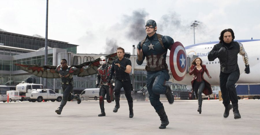 """When the Smoke Clears which Side Will You Be On? """"Captain America Civil War"""": A Review"""