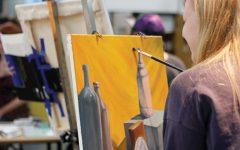 Studio Art Major Annie Loomis