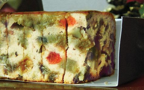 Fruitcake is Better than Coal