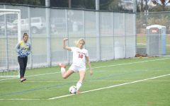 EvCC Women's Soccer Falls Valiantly to Peninsula
