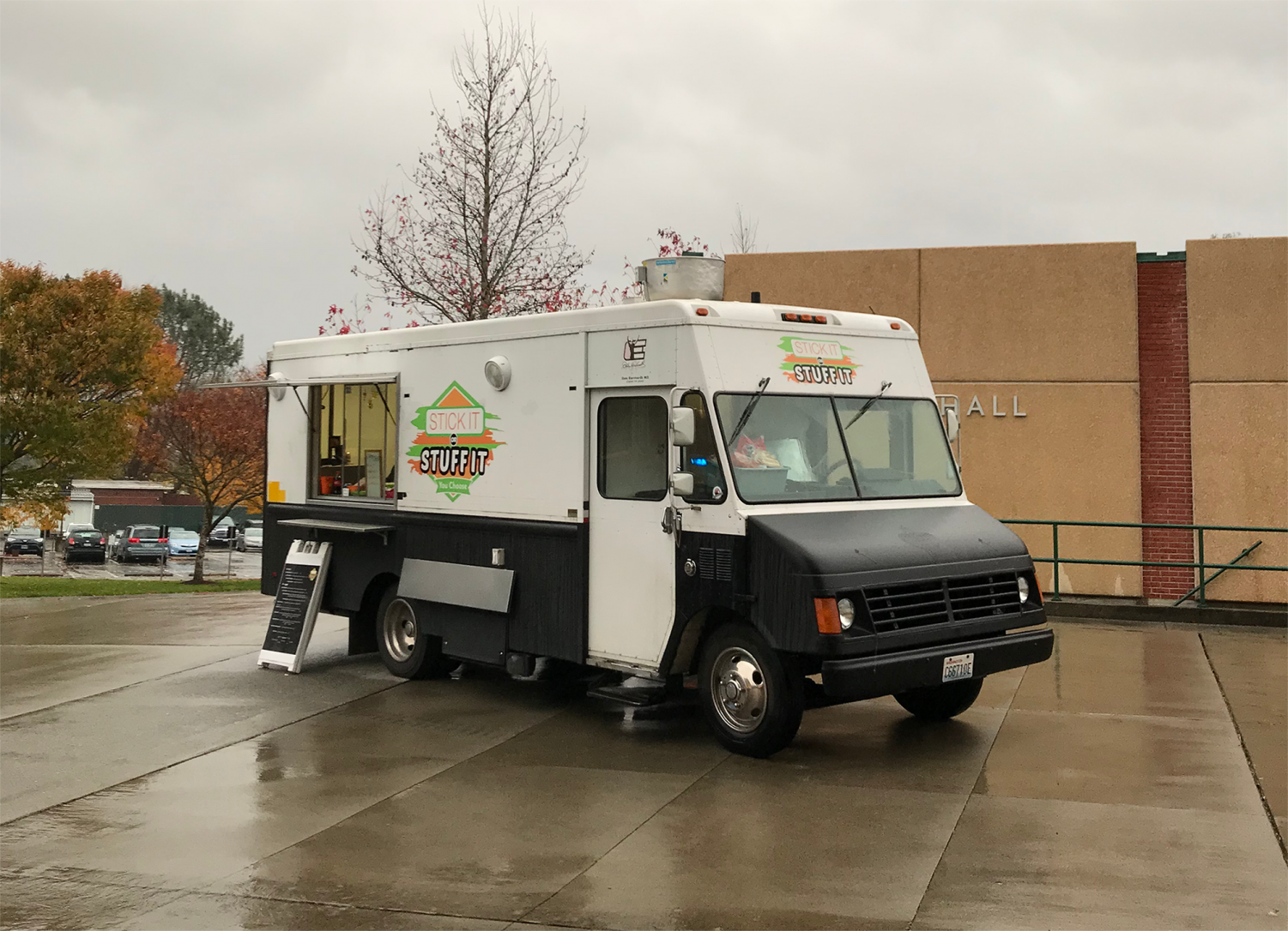 The Polish food truck
