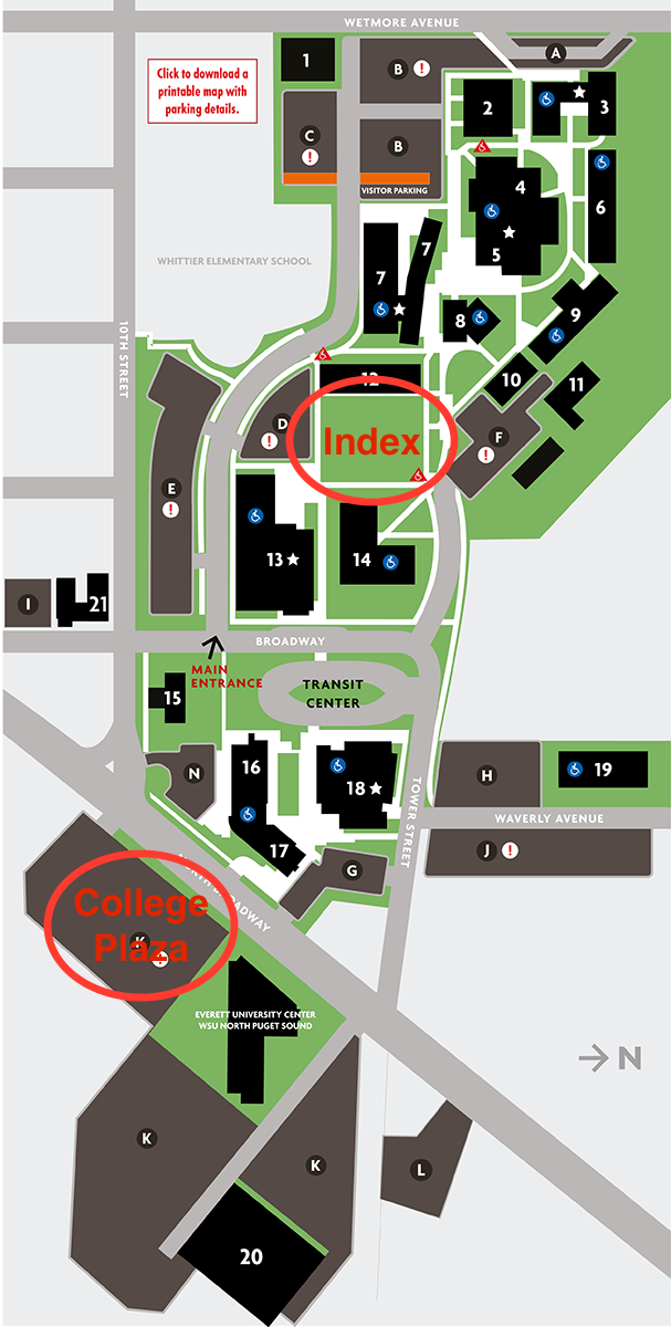 Bunker Hill Community College Campus Map.Hot Debate Over The Placement Of The Learning Resource Center Video