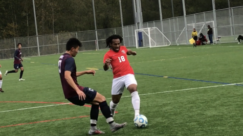 EvCC vs Whatcom Men's Soccer HIGHLIGHTS October 3 2018