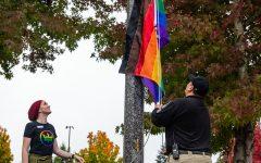 A Rainbow on Campus