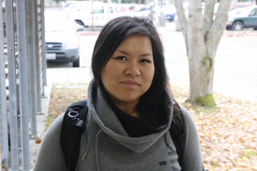 EvCC student, Janine Lee