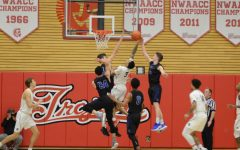 Statement Made: Trojan's rout First Place Edmonds 92-76