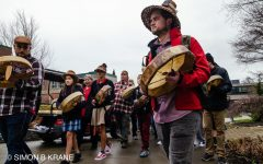 A March on Campus: Solidarity and Pride for Indigenous Peoples