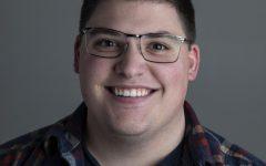 Daniel Albert, Editor-in-Chief of the EvCC Clipper.