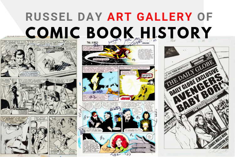 Historical+examples+of+some+artwork+that+will+be+showcased+in+the+Russell+Day+Gallery.