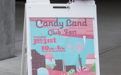 Sweet Story: Campus Clubs Showcased at Candy Land Club Fest