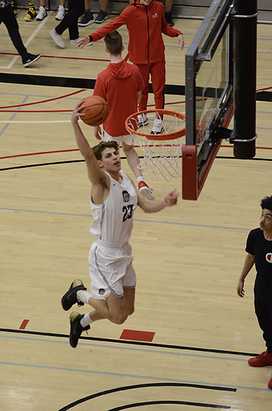 "At 6 ' 8"" and the tallest player on the team, Jespersen has the second most rebounds in all of NWAC this season."