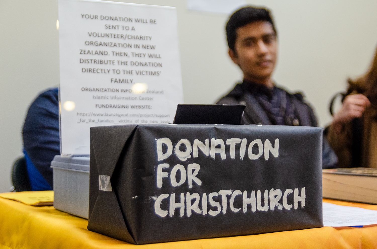 Donations+were+collected+and+sent+to+a+New+Zealand+organization%2C+which+will+distribute+the+funds+to+victims%27+families+and+help+cover+hospital+costs.