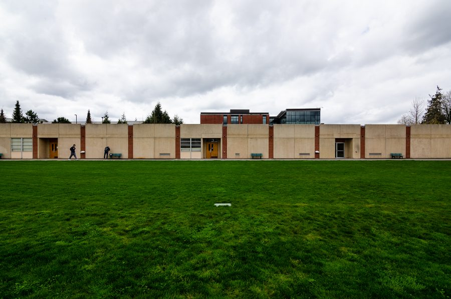Index is one of the older buildings on campus and has become increasingly outdated.  Its demolition will make way for an expanded green space for students to enjoy.