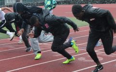 A Champion in the Making, 100 Meters at a Time