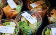 Healthy Food on Campus : Parks Café Accommodates More Dietary Options