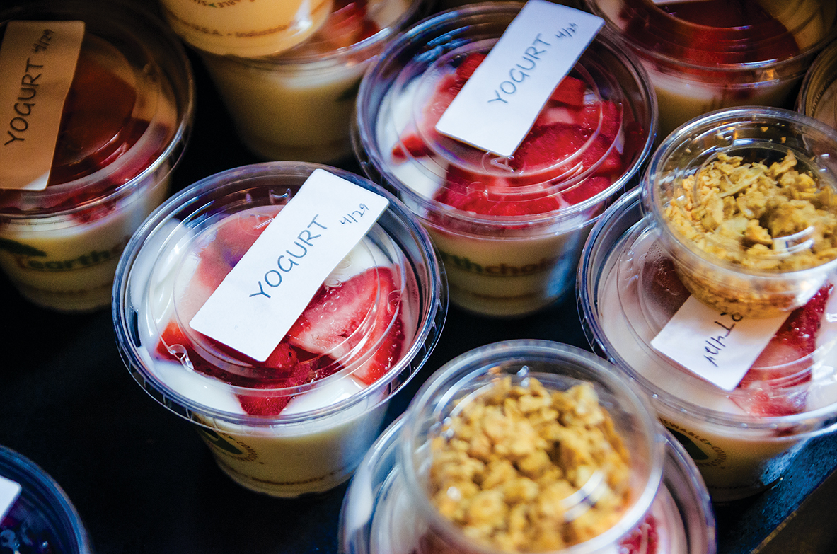 Yogurt+cups%2C+featured+with+or+without+granola+give+gluten-free+options.