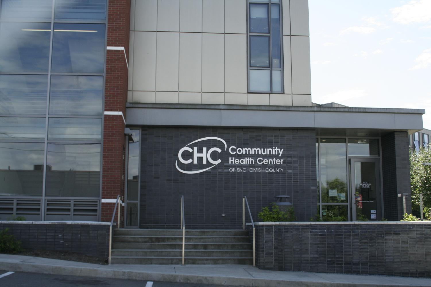 The Snohomish County Community Health Center at the college campus location offers mental health services for students and community members.