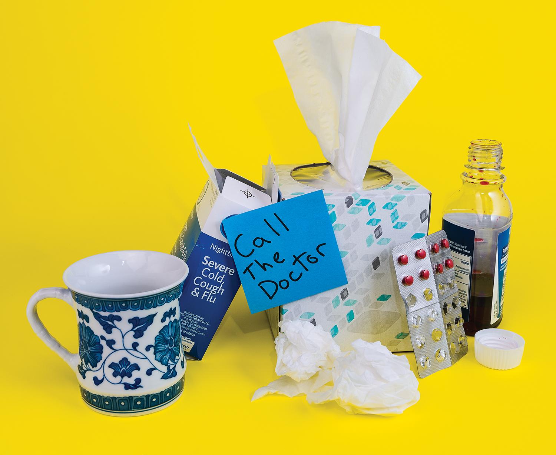 Flu season essentials