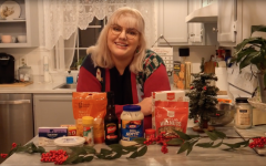 Holiday Cooking with an EvCC Student