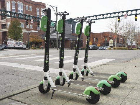 Lime Scooters: Alternative Transportation in Everett