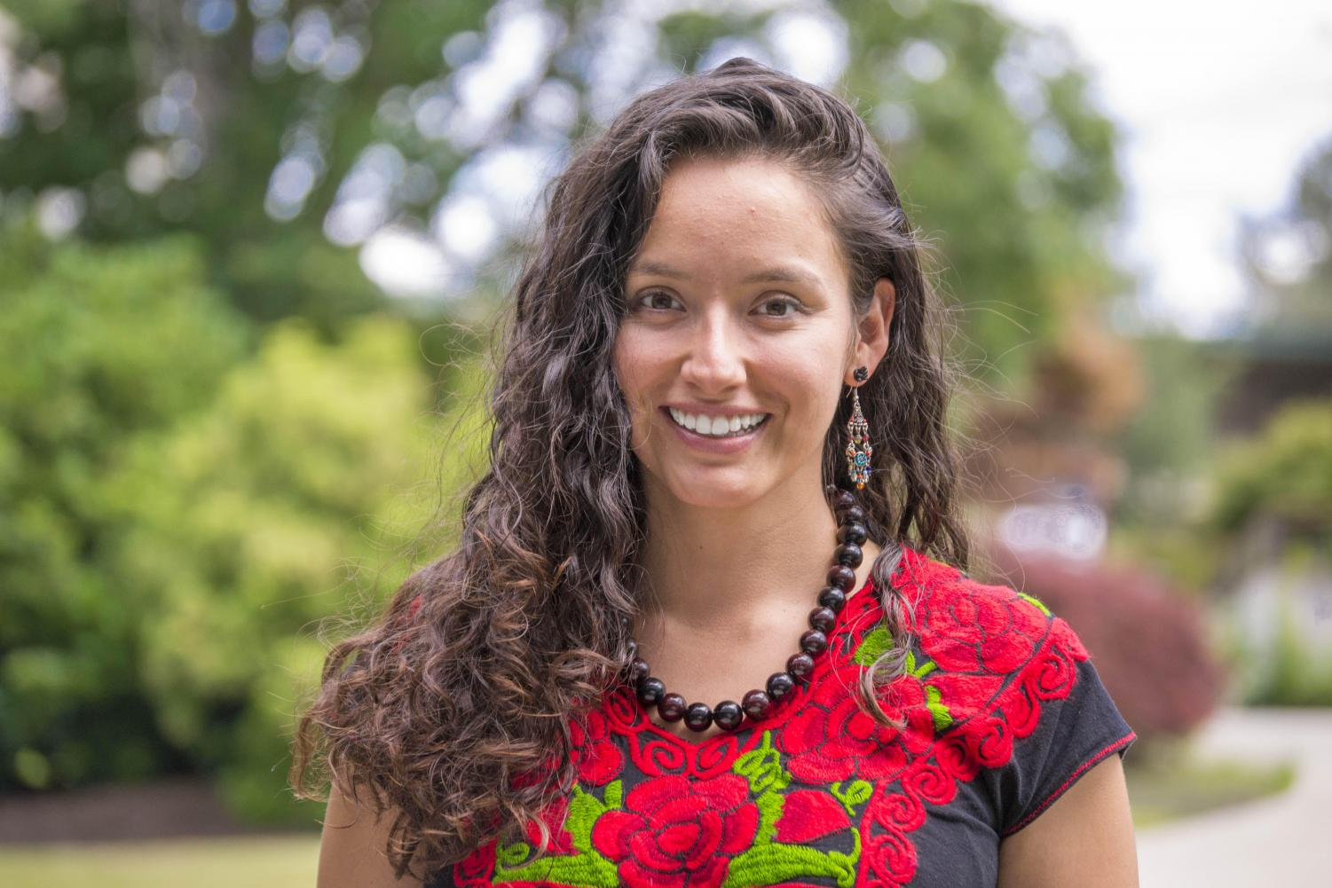 Ambar Martinez, EvCC's previous Interim Director of the Academy for Social Change and Community Transformation, has stepped down from her position and plans to continue her efforts of community transformation.