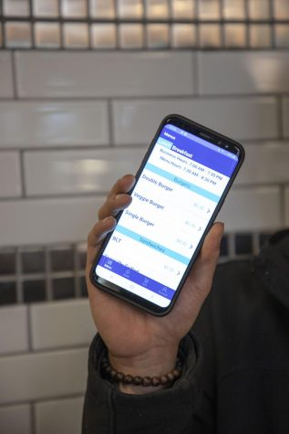 Parks Café Introduces New App