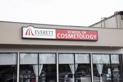 The EvCC School of Cosmetology located at 9315 State Ave., Suite G in Marysville. The EvCC Cosmetology Program has been around since 1996.