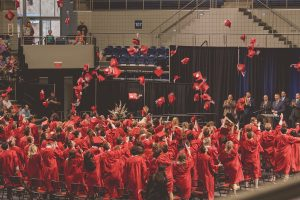 Virtual Graduation: How COVID-19 Affected EvCC's 2020 Commencement Ceremony
