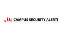 Campus Safety Alert